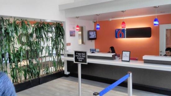 Foto de Motel 6 Los Angeles - Hollywood