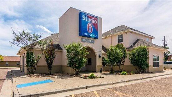 Studio 6 Lubbock Medical Center