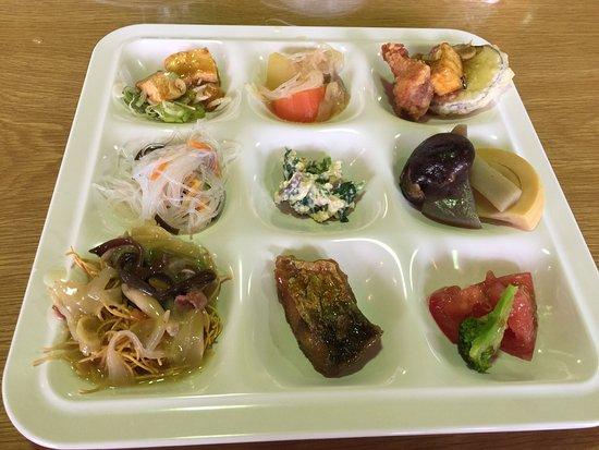 Michi No Eki Sueyoshi Restaurant Shikisai: photo0.jpg