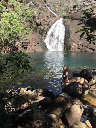 Hinchinbrook Hiking
