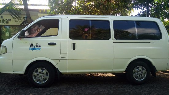 Banyuwedang, Indonesia: free pick up and drop in hotel around pemuteran areas