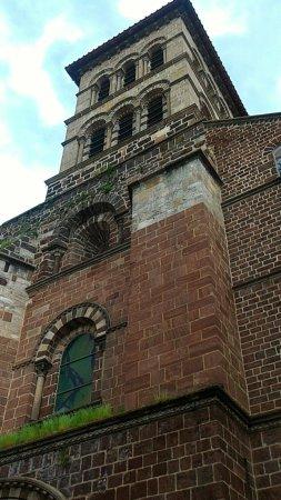 Basilique de St Julien à Brioude