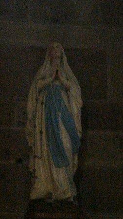 Brioude, Frankrig: Je vous salut Marie