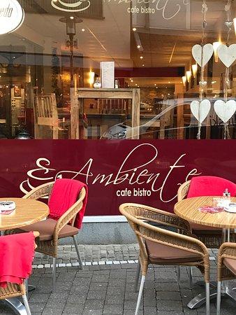 Unna, Germany: Café-Bistro Ambiente