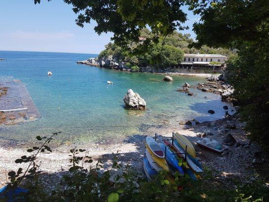 Mouresi, Grecia: Beautiful Damouchari old port