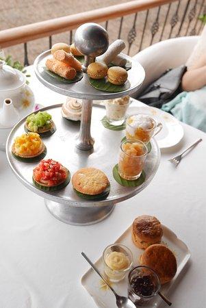 Afternoon High Tea at Le Salon de Ti: Zazen Restaurant