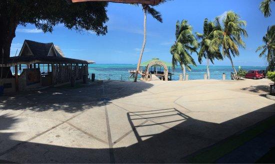 Coco de Mer - Black Parrot Suites: Le paradis c'est ici
