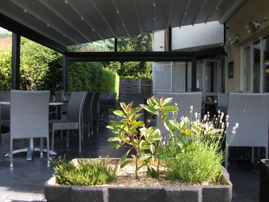 Meylan, Francia: La terrasse du Fil des Jours