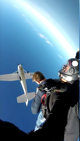 Skydive Cape Town: a memory to cherish for many years...thank you