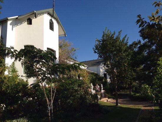 Riebeek-West, Republika Południowej Afryki: Main building