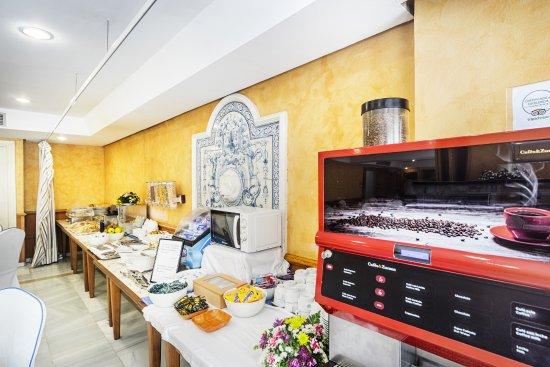 Restaurante Alameda: Desayuno Buffet