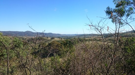 Warwick, Australia: Scenic views down the Valley