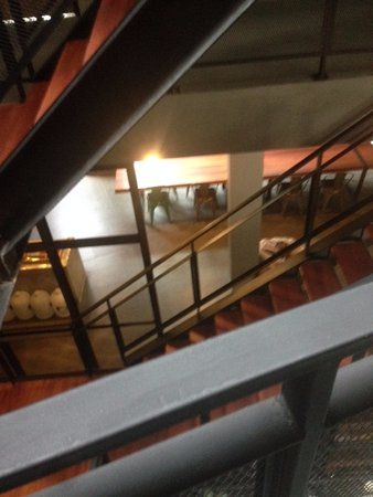 Pak Nam, Thailand: Stairs