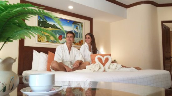 Pacific Club Resort: Relax in your room and enjoy our service