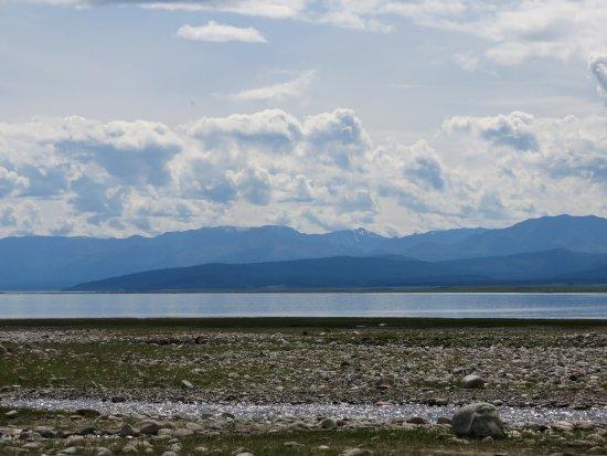 Khövsgöl Nuur : Lake Khövsgöl