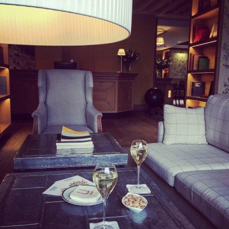 Lobby Bar Picture Of Urso Hotel Spa Madrid Tripadvisor