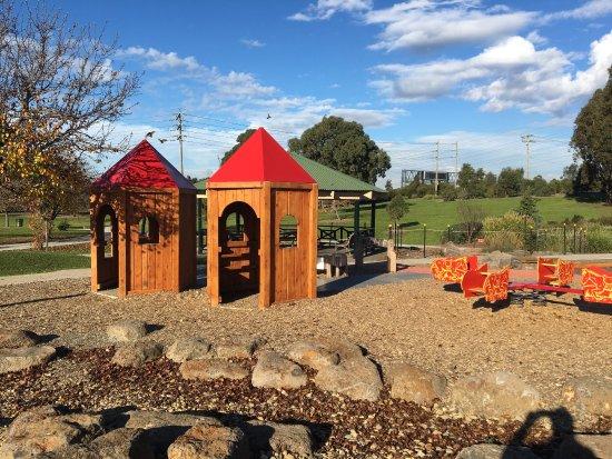 Jack Roper Reserve Adventure Playground