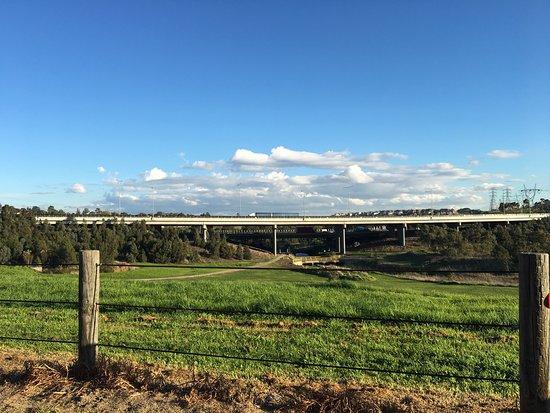Westmeadows, Australia: Broadmeadows Valley Trail