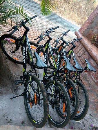 Panchgani, India: Lets Trip Cycle Tours
