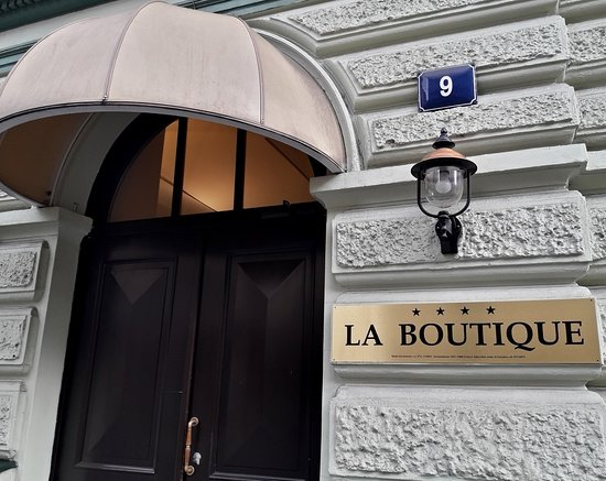 La Boutique Hotel Prague Resmi