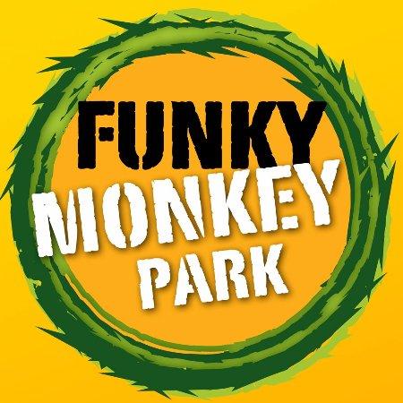 Kolding, Denemarken: Funky Monkey Park - Logo