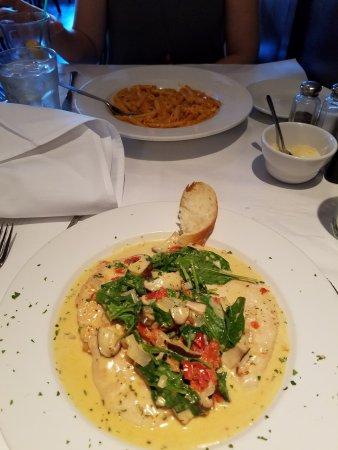 Park Ridge, IL: excellent Italian food