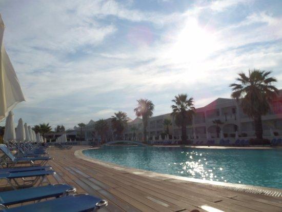 Aquis Sandy Beach Resort Family Room