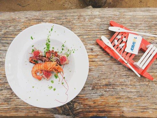 Bagno Mediterraneo Pinarella : Adriasol approdo marittimo 111 pinarella ristorante recensioni
