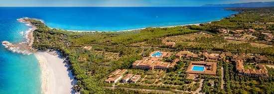 I Giardini di Cala Ginepro Hotel Resort: Aerea - I Giardini di Cala Ginepro