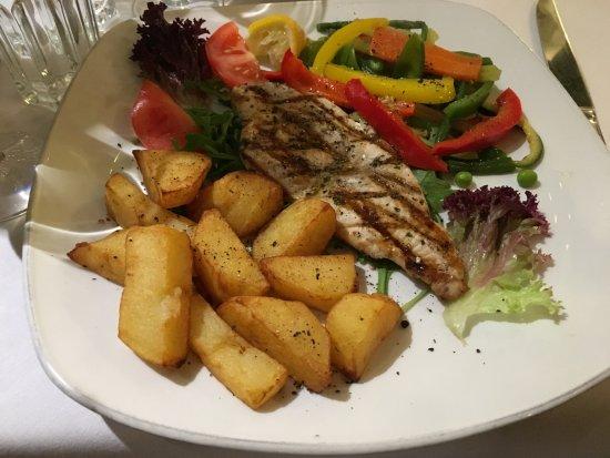 Latino Taverna: Swordfish