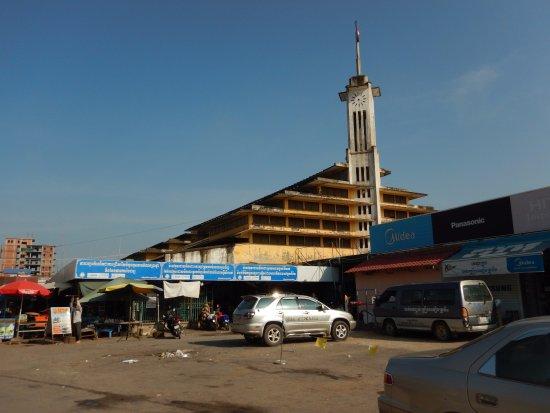 Battambang, Cambodia: Different