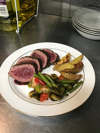 STaR: Venison Loin Fillet, seared and seasoned - DONE right!