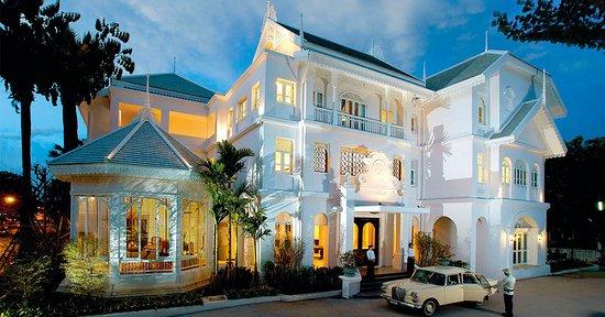 Ping Nakara Boutique Hotel & Spa: Ping Nakara Front View