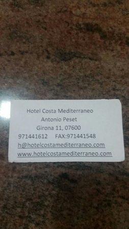 Costa Mediterraneo Photo