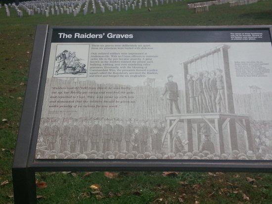 Andersonville National Historic Site and National Prisoner of War Museum: 20170521_135817_large.jpg