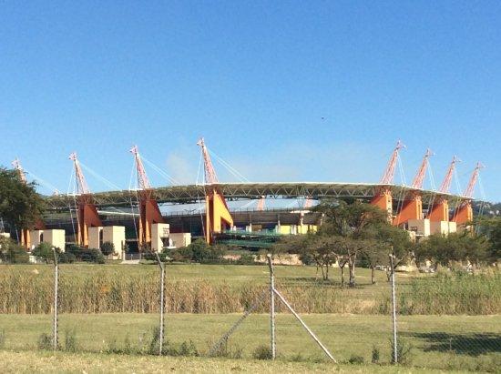 Roodepoort, Sydafrika: Mbombela Stadium, Nelspruit