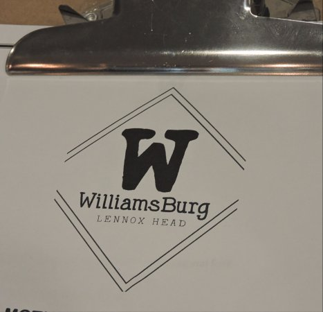 ‪‪Lennox Head‬, أستراليا: WilliamsBurg logo‬