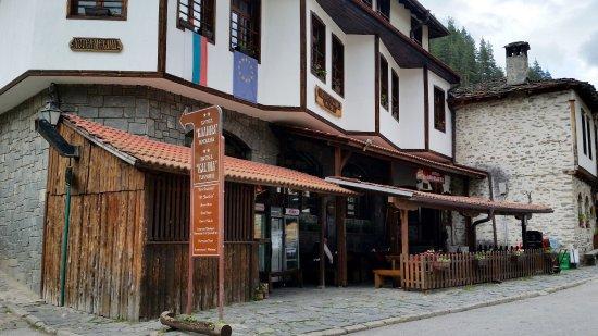 "Shiroka Laka, Bulgaristan: Hotel Restaurant ""Kalina"" Tavern"