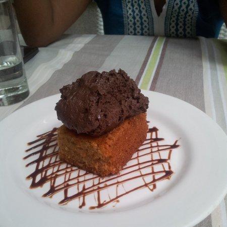 Villa Shanti: Dessert..
