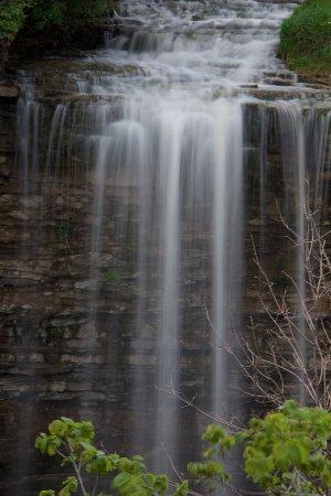 Dundas, Kanada: Borer's Falls #1 - view at second location