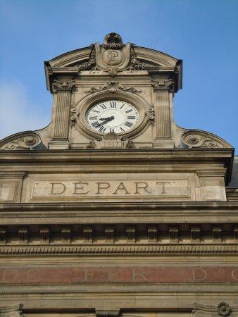 Blason En Fa Ade Photo De Gare De Austerlitz Paris Tripadvisor