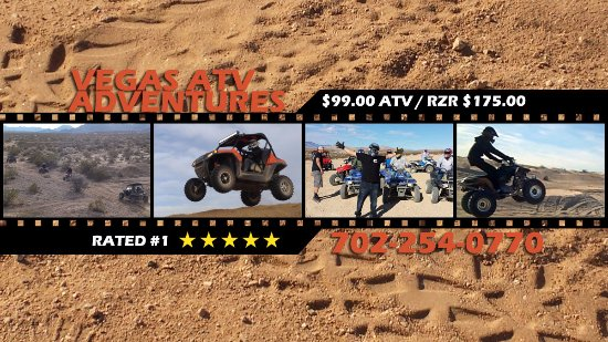 Vegas ATV Adventures