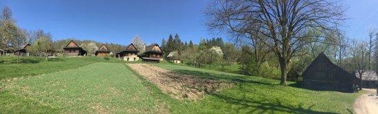 Roznov pod Radhostem, Τσεχική Δημοκρατία: Panorama