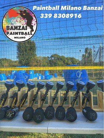 Banzai Paintball