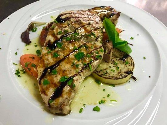 Avdimou, Chypre : Sword Fish (soft, tasty, fresh)!!!