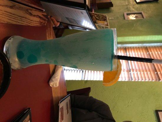 Killeen, TX: Baja Blue margarita