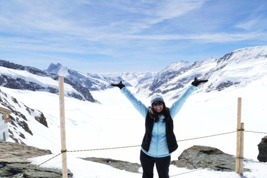 Bernese Oberland, Switzerland: Jungfrau