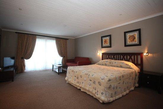 Halyards Hotel: Double Lux Room