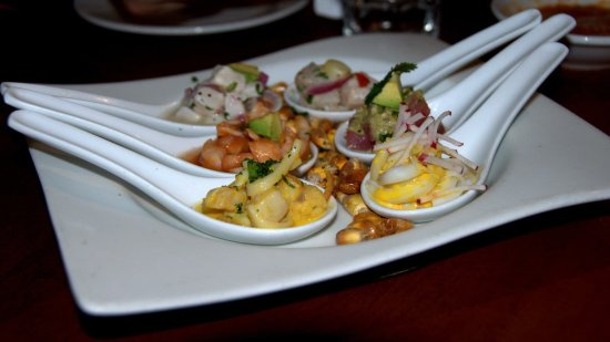 Jaguar Ceviche Spoon Bar and Latin Grill