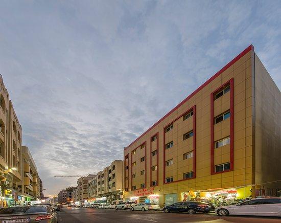 Al farej hotel updated 2017 prices reviews dubai for Dubai 5 star hotels rates
